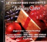 Holiday Cheer: 15 Christmas Favorites; Christmas Cheer: 15 Holiday Favorites