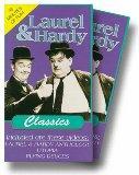 Laurel & Hardy Classics: Laurel & Hardy Anthology, Utopia & Flying Deuces (2 Video Boxed Set...