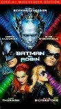 Batman & Robin (Widescreen Edition) [VHS]