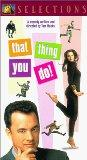 That Thing You Do [VHS]