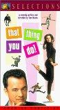 That Thing You Do (English with Spanish subtitles) [VHS]