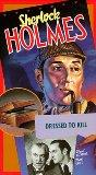 Sherlock Holmes - Dressed to Kill [VHS]