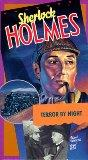 Sherlock Holmes Terror By Night [VHS]