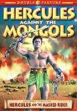 Hercules Double Feature: Hercules Against The Mongols (1964) / Hercules & The Masked Rider (...