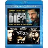 Too Young to Die? / The Yards Blu-ray & DVD Combo