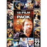 15-Film Man Cave Action Pack V.1