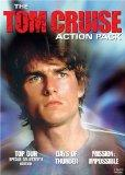 Tom Cruise Action Pack (Top Gun -Widescreen Special Edition/Days of Thunder/Mission Impossible)