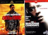 Out of Time , the Manchurian Candidate : Denzel Washington 2 Pack Collection