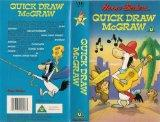 Quick Draw Mcgraw [VHS]