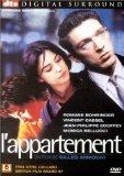 L' Appartement [Region 2] No English Subtitles option
