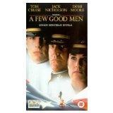 A Few Good Men [VHS]
