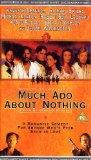 Much Ado About Nothing [VHS]