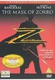 The Mask of Zorro [Region 2]