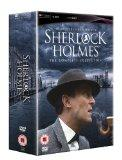 Sherlock Holmes - Complete Collection - 16-DVD Box Set ( The Adventures of Sherlock Holmes /...