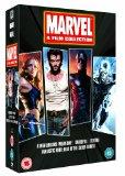 Marvel 4 Film Collection [Region 2] [UK Import]