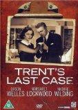 Trent's Last Case [Region 2]