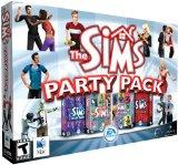 The Sims Party Pack  - Mac