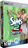 The Sims 2 University Expansion Pack - Mac