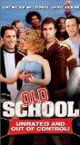 Old School (Unrated Edition) [VHS]