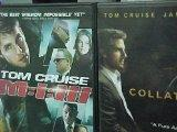 Collateral , Mi III , Mission Impossible 3 : Tom Cruise Action 2 Pack Collection