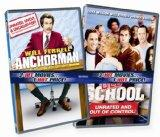 Anchorman / Old School (Full Screen Editions)