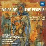 Voice of the People: Chamber Music for Violin, Soprano and Piano - Dmitri Shostakovich & Gab...