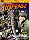 Suspense Classics 4-Movie Pack - Sign of Four, Triumph of Sherlock Holmes, Murder at the Bas...