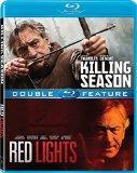 Robert De Niro Double Feature (Killing Season & Red Lights) [Blu-ray]