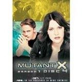 Mutant X - Season 1 Disc 4