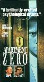 Apartment Zero [VHS]