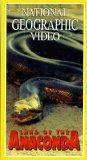 National Geographic's Land of the Anaconda [VHS]