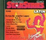 Karaoke: Exitos De Jennifer Lopez 1