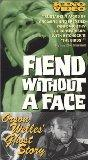 Fiend Without a Face/Orson Welles' Ghost Story (1958) [VHS]