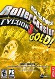 Rollercoaster Tycoon 3: Gold Compilation Pack - PC