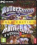 RollerCoaster Tycoon 3 & Wild! Expansion (Gold Edition)