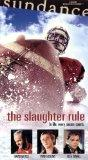 The Slaughter Rule [VHS]