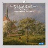 Baroque Bass Cantatas From Central Germany