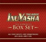 Inuyasha: Complete Deluxe Movies Box Set (Limited Edition)