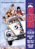 Herbie the Love Bug Collection (The Love Bug/Herbie Goes to Monte Carlo/Herbie Goes Bananas/...