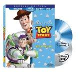 Toy Story (Two-Disc Special Edition Blu-ray/DVD Combo in Blu-ray Packaging)