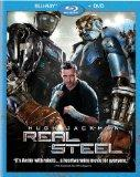 Real Steel (Two-Disc Blu-ray/DVD Combo)