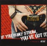If You Want Strum Youve Got It: Tribute Ac/Dc
