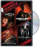 4 Film Favorites: Nightmare on Elm Street 5-8 (Freddy vs Jason, Freddy's Dead: The Final Nig...