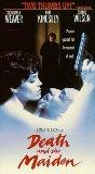 Death & The Maiden [VHS]