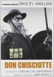 Orson Welles's Don Quixote (1992) [ NON-USA FORMAT, PAL, Reg.0 Import - Italy ]