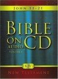 Bible On Audio CD Volume 8: John 11-21 New Testament