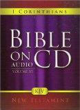 Bible On Audio CD Volume 12: I Corinthians New Testament