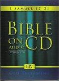 Bible on Audio Cd Volume 20 I Samuel 17-31 Old Testament
