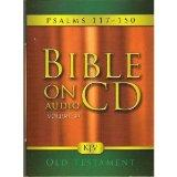 Bible On Audio CD Volume 39: Psalms 117-150 Old Testament