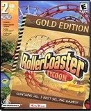 RollerCoaster Tycoon Gold Edition (RollerCoaster Tycoon / Loopy Landscapes / Corkscrew Follies)